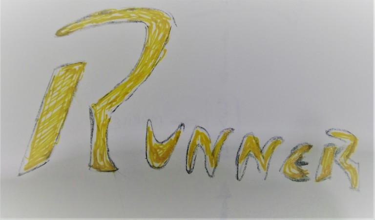 runner gold